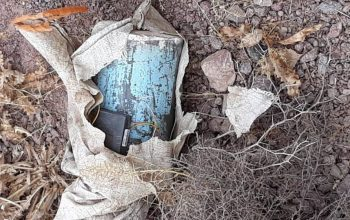 از یک انفجار در هرات جلوگیری شد