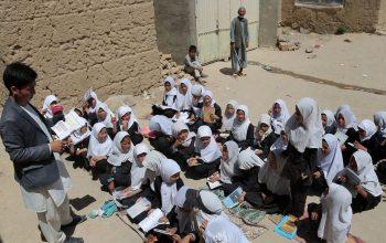 کمک 600 میلیون افغانی مردم به معارف