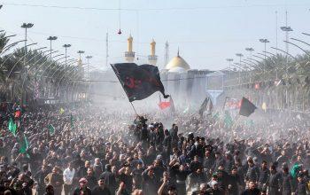 حضور ۱۸ میلیون زائر در اربعین امام حسین (ع)