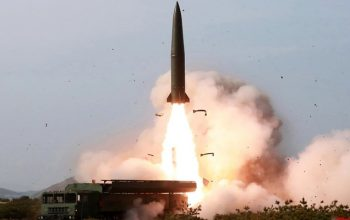 جاپان هدف موشک کوریای شمالی قرار گرفت