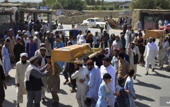شش عضو یک خانواده قربانی انفجار ماین در کاپیسا شدند