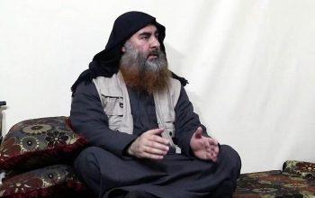 حکم بازداشت ابوبکر بغدادی صادر شده است