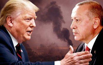 ترامپ به اردوغان: «احمق نباش»