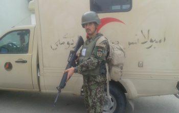 حمله انتحاری در حوزه نوزدهم شهر کابل