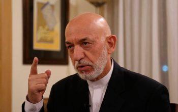 هشدار جدی کرزی از بحران در افغانستان