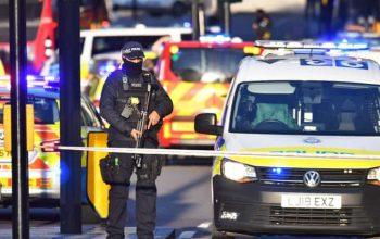 حمله تروریستی در مرکز لندن؛ دو نفر کشته شد