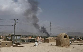 چهار طالب در انفجار ماين خودشان در يک مسجد در غزنی کشته و زخمی شدند