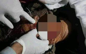 یک پسر جوان در تخار، مادرش را با تیشه به قتل رساند