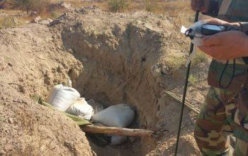 شماری از روستاهای ولسوالی میوند پاکسازی شد
