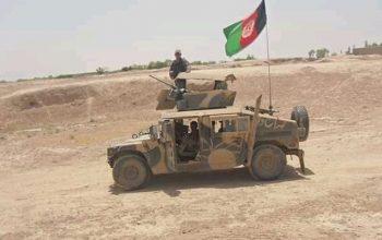 حمله طالبان بر دشت ارچی دفع شد