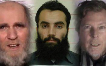 تبادله قاتلین مردم افغانستان در برابر دو شهروند امریکا