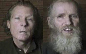 دو استاد دانشگاه امریکایی آزاد شدند