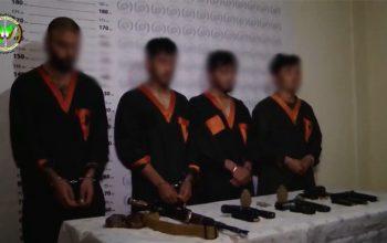 «چنگیز» در کابل بازداشت شد
