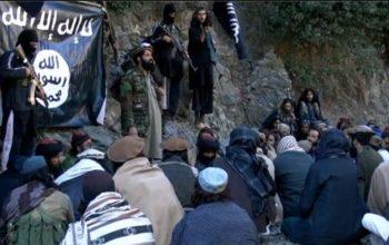 داعش در ننگرهار نابود شده است