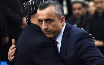 صالح با توهین به هزاره ها در پی نفاق قومی در افغانستان؟!