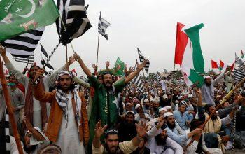 وزارت داخله پاکستان به حالت آماده باش درآمد