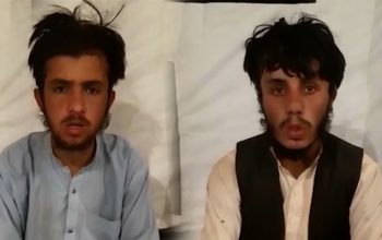 بازداشت طالبان پاکستانی در ولسوالی نهرسراج ولایت هلمند