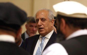 آغار دوباره مذاکرات خلیلزاد و طالبان در قطر