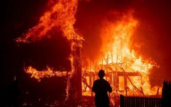 در آتش سوزی یک کارخانه در هند، نزدیک به 100 تن کشته و زخمی شدند