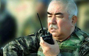 عملیات نظامی در شمال با رهبری جنرال دوستم