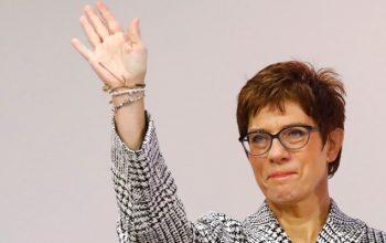 وزیر دفاع آلمان خواهان اعلام هرچه زودتر نتایج انتخابات شد