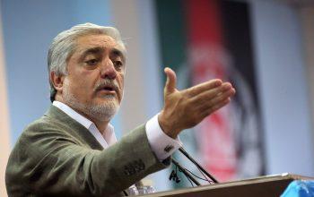 واکنش جدی عبدالله به اعلام نتایج انتخابات