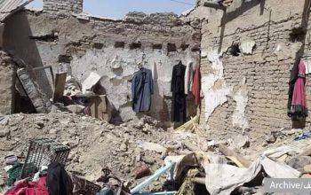12عضو یک خانواده زیر آوار خانه شان در کنر شدند