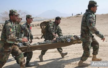 25سرباز اردوی محلی در غزنی تیرباران شدند