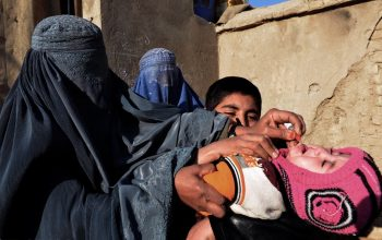 ثبت یک واقعه جدید فلج اطفال در قندهار