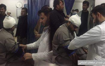 لت و کوب دوکانداران از سوی اردوی ملی در حیرتان؛ مقامات رد می کنند