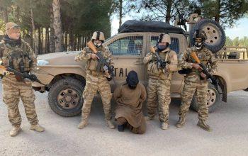 دو اختطافچی در هرات بازداشت شد