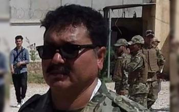 فرمانده قطعات خاص پولیس فاریاب کشته شد