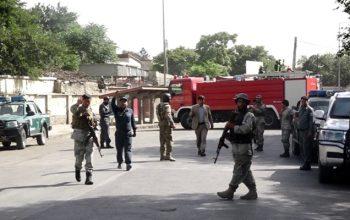 دو نیروی امنیتی در حمله مسلحانه در کابل ترور شد