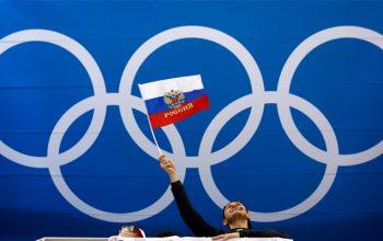 روسیه از تمام رقابت های بین المللی ورزشی محروم شد