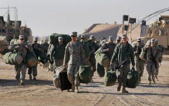 روند خروج چهار هزار نیروی امریکایی از افغانستان آغاز می شود