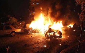 حمله دوباره امریکا بر حشد الشعبی در بغداد