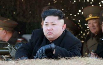رهبر کوریای شمالی از تحفه «کریسمسِ» کشورش به امریکا پرده برداشت