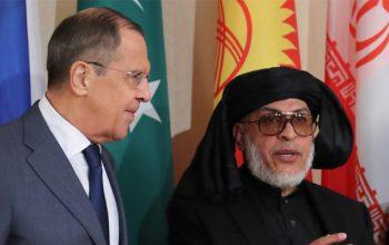 استقبال روسیه از مذاکرات صلح طالبان و امریکا