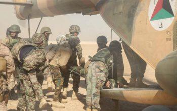 تلفات نیروهای امنیتی در حمله طالبان بر دشت ارچی کندز