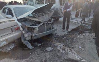 یک کشته و سه زخمی در انفجار مزارشریف