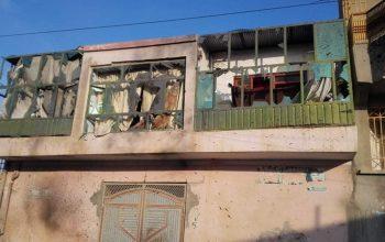 یازده کشته و زخمی در دو انفجار در مزارشریف