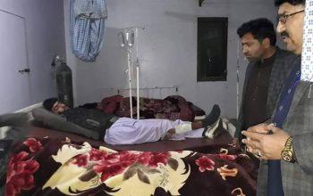 انفجار در مراسم عروسی در خوست، 20 زخمی برجا گذاشت