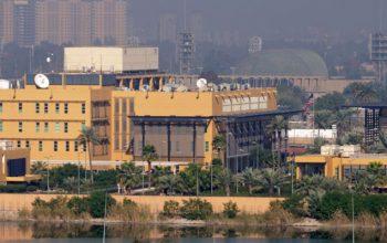 حمله راکتی تازه بر منطقه سبز بغداد