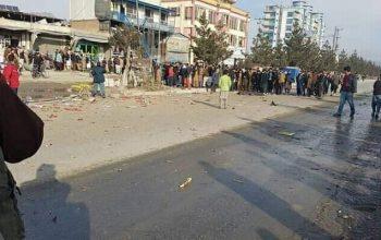 دو کشته و یک زخمی در انفجار کابل