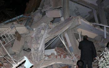 تلفات زلزله ترکیه به 18 کشته و 550 زخمی افزایش یافت