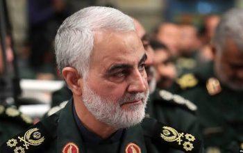 قاسم سلیمانی در حمله راکتی در بغداد کشته شد