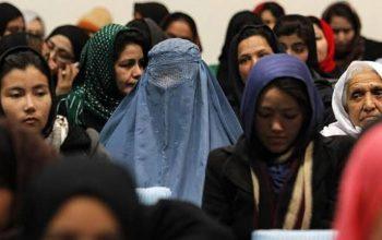 زنان باید در نشستهای صلح حضور داشته باشند