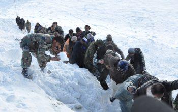 برف باری سنگین و بارندگی شدید در بخش های عمده کشور