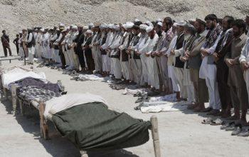 آمار نگران کننده از تلفات غیرنظامیان در افغانستان