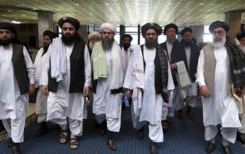 طالبان: اعلام نتیجه انتخابات در تضاد با پروسه صلح است